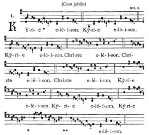 Gregorian Chant Notation Solfege Catholic Living
